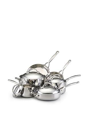 BonJour Copper Clad 10-Piece Cookware Set