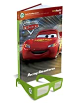 LeapFrog LeapReader Book Cars 3-D, Multi Color