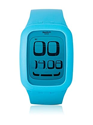 Swatch Quarzuhr Unisex Unisex TOUCH BLUE SURS100 39.0 mm