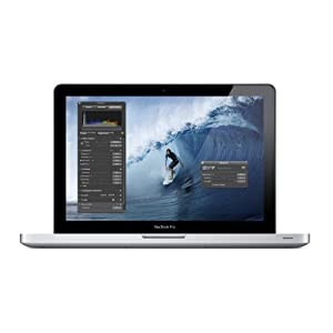 "Apple MacBook Pro 13"" Dual-Core i7 2.8GHz/4GB/750GB/HD Graphics/SD - MD314HN/A"