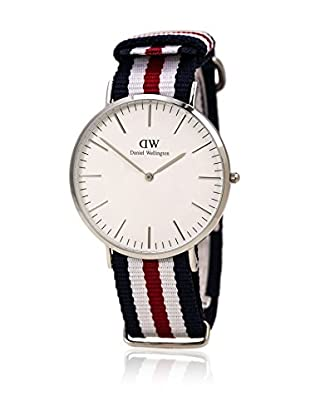 Daniel Wellington Reloj con movimiento cuarzo japonés Man Cambridge 40 mm