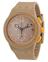 Swatch Analog Brown Dial Unisex Watch - SUSC400