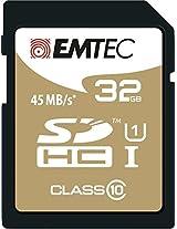 Emtec 32Gb Class10 Sdhc Memory Card