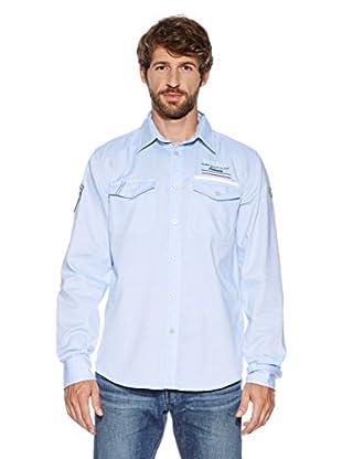 Dolomite Camisa Fitz Roy 2Msh (Azul Claro)