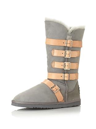 Australia Luxe Collective Women's Barbossa Long Sheepskin Boot (Light Gray)