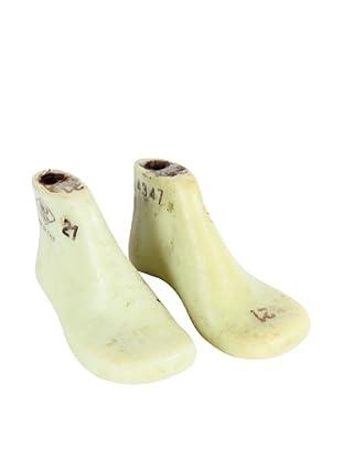 Set of Baby Shoe Molds