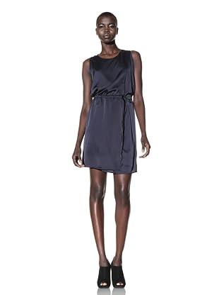 Improvd Women's Sahara Sleeveless Day Dress (Blue)