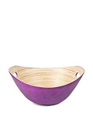 Core Bamboo Bucket Bowl (Lilac)