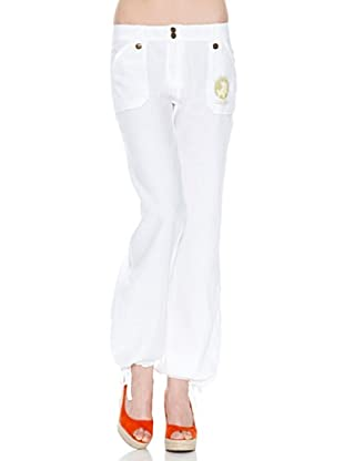 Lois Pantalón Olmo (Blanco)