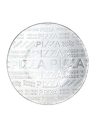 Molecuisine Pizzateller 6er Set transparent