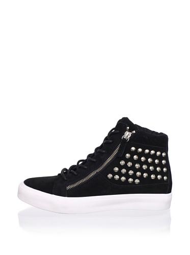 Kelsi Dagger Women's Kilee Studded Sneaker (Black)