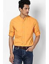 Orange Casual Shirt John Players