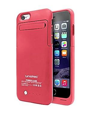 Unotec Funda Batería Iphone6 Unotec Powercase Rosa