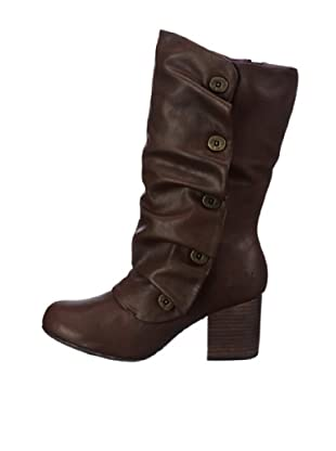 Blowfish Tight Boot BF2480 AU12, Stivali donna (Marrone (Braun (dark brown austin PU BF222)))