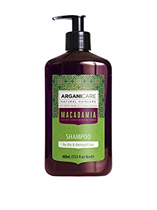 ARGANICARE Champú Macadamia For Dry & Damaged Hair 400 ml