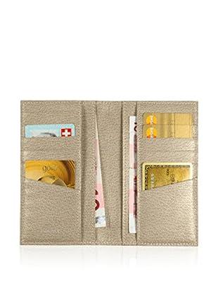 Lucrin Brieftasche PM1343_VCGR_TPC grau