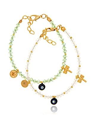 Cordoba Jewelles Set de pulseras X 2