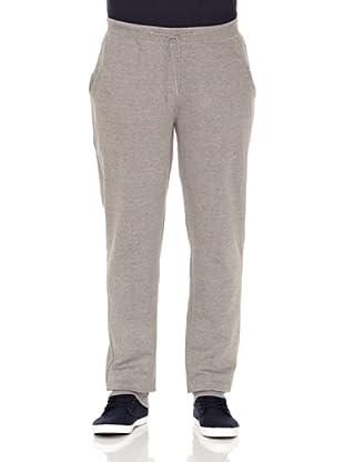Slazenger Pantalones Felpa Cross Court (Gris)