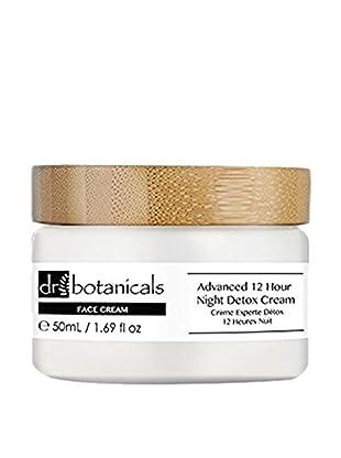 Dr Botanicals Crema de Noche Advanced 12 Hour Night Detox Cream 50 ml