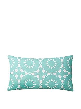 Allem Studio Casablanca Lumbar Pillow, Seafoam