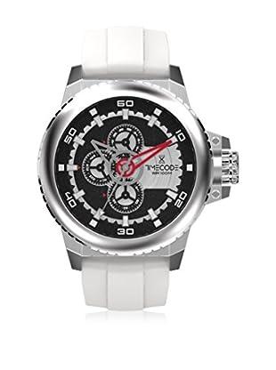 Timecode Quarzuhr Man Www 1991 weiß 49 mm