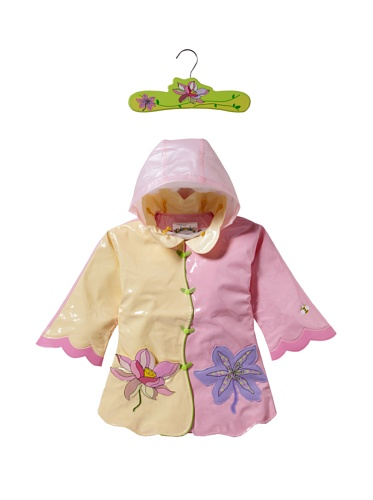 Kidorable Lotus Raincoat (Pink)