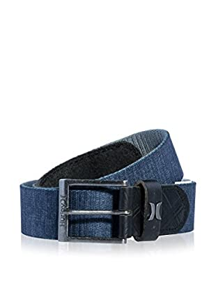 Hurley Cintura Pr Leather Web Belt