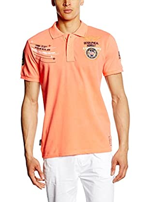 Geographical Norway Poloshirt Kaeross