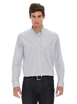 Turrau Camisa Mini Cuadros (Gris)