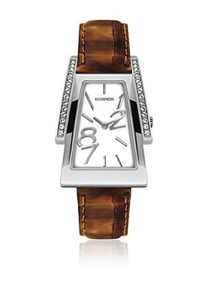 K&Bros  Reloj 9155 (Camel)
