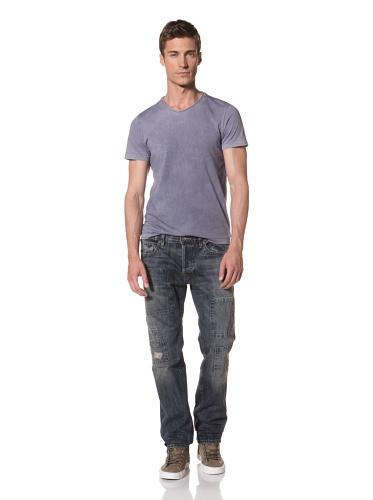 Artisan De Luxe Men's The Maurice Straight Leg Light Jean (Wyoming)