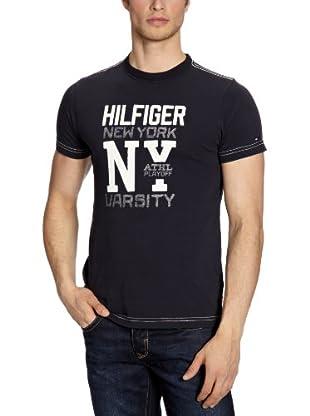 Tommy Hilfiger Camiseta (Azul Marino)