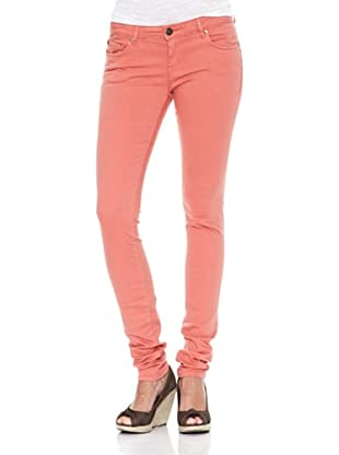 Heartless Jeans Pantalón (Coral)