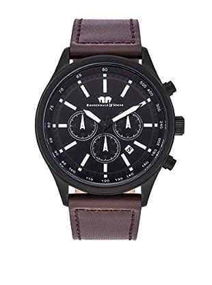 Rhodenwald & Söhne Reloj 10010126 Marrón Ø 43 mm