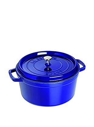 Staub Round Cocotte (Dark Blue)