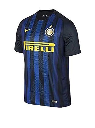 Nike Maglia da Calcio Inter de Milan Yth Ss Hm Stadium Jsy