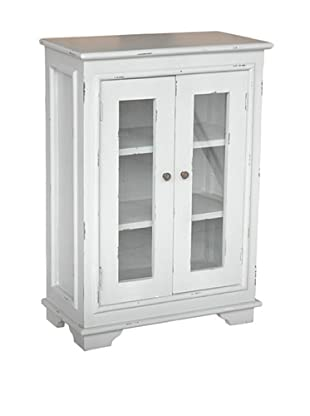 Jeffan Sevilla Small Cabinet, Grey