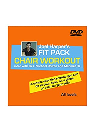 Joel Harper Fitness Fit Pack: Chair Workout DVD