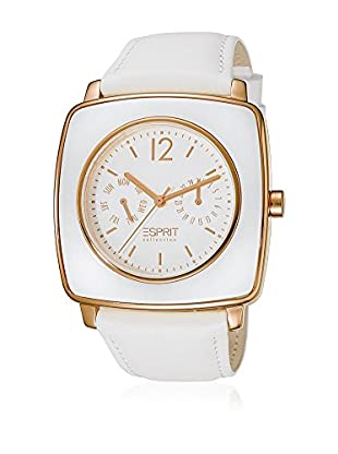 Esprit Collection Orologio al Quarzo Woman Tyche White Rosegold 40 mm