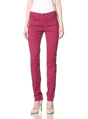 MILK Denim Women's Skinny Jean (Fuchsia)