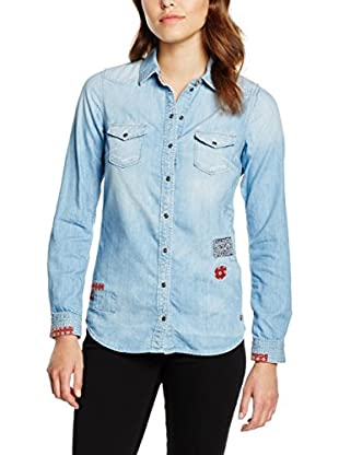 Pepe Jeans London Camicia Denim Emile