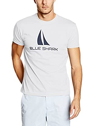 BLUE SHARK Camiseta Manga Corta