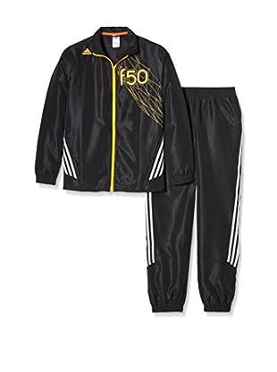 adidas Trainingsanzug Survetement Yb F50 Wv Ts Polyester Jr