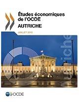 Etudes Economiques de L'Ocde: Autriche 2013