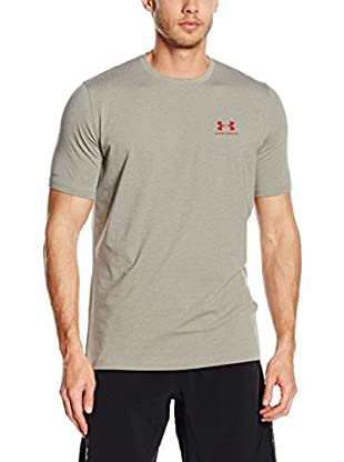 Under Armour Camiseta Manga Corta Cc Left Chest Lockup