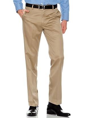Dockers Pantalón Recto de Vestir (khaki oscuro)