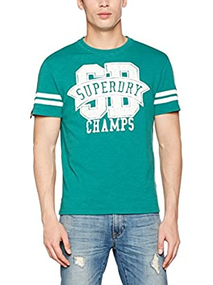 Superdry T-Shirt Manica Corta Sd Champs