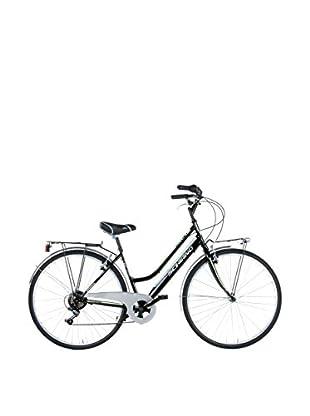 Schiano Cicli Bicicleta 28 Trk City Joy 06V. Negro