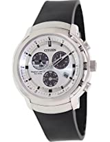 Citizen Eco-Drive Analog White Dial Men's Watch BL5390-03A