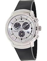 Citizen Eco-Drive Analog White Dial Men's Watch BL5390-03A